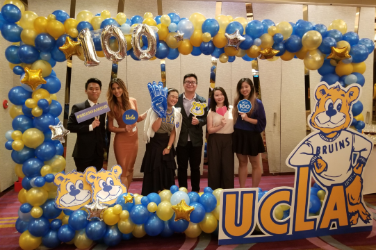 Photo for UCLA Centennial Celebration in Taipei