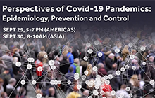 Photo for Perspectives of COVID-19 Pandemics: Epidemiology,