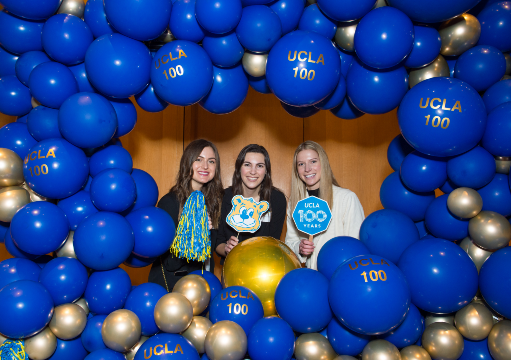 Photo for UCLA Centennial Celebration in London
